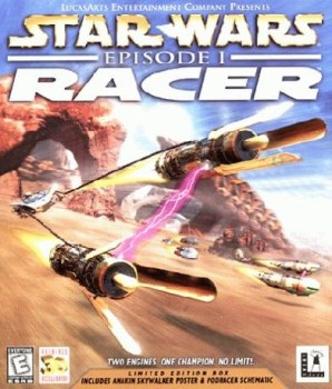 Star Wars Racer cover