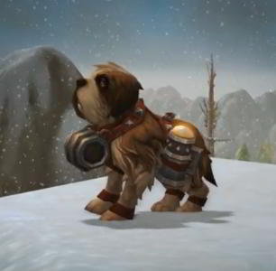 World of Warcraft Brew Pup