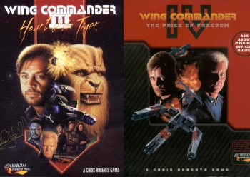 Wing Commander 3/4 covers
