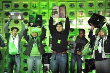 xbox one launch first consoles
