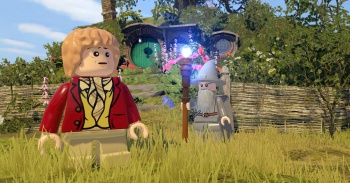 LEGO The Hobbit screen