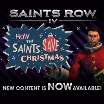 Saints Row Christmas DLC - Main