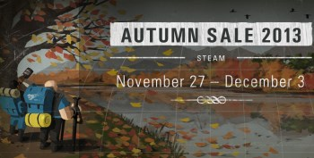 Steam Autumn Sale header