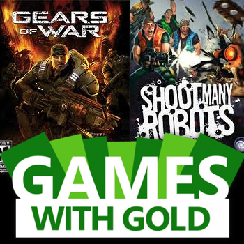 Games with Gold - Gears and Robots