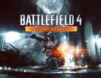 Battlefield 4 Second Assault art