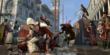 Assassins Creed Brotherhood alliance mode