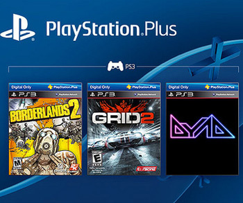 PlayStation Plus - December - Main