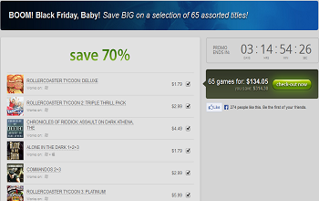 GOG black friday 2013