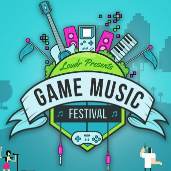 Game Music Festival logo