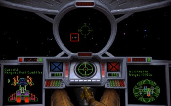 Wing Commander: Armada screen