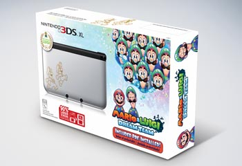 Mario and Luigi Dream Team 3DS XL