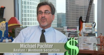 Michael Pachter in Pach Attack