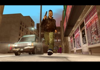 Grand Theft Auto III screen