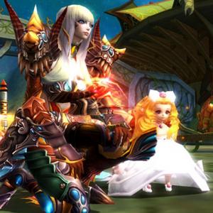 Arcana Saga Online screen