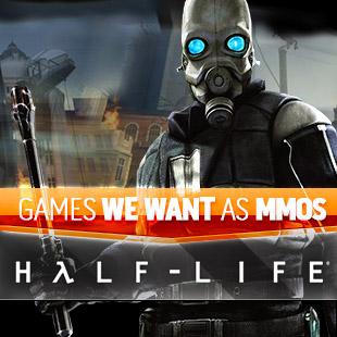 Half-Life MMO