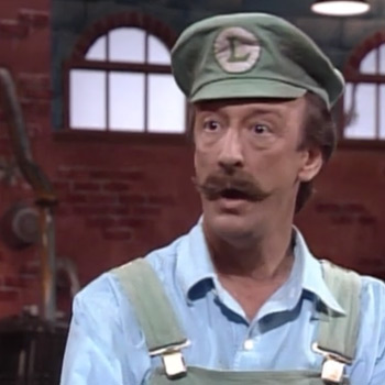 Luigi Actor Danny Wells - Main