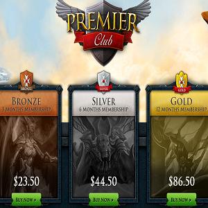 RuneScape 3 Premier Club
