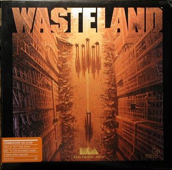 Good Old Review: Wasteland Cover