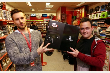 man gets free xbox one