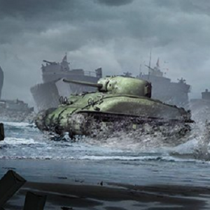 world of tanks d-day