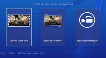 PS4 livestream