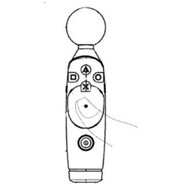 Sony Patent Flat Joystick Controller