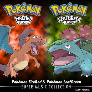 Pokemon FireRed LeafGreen soundtrack