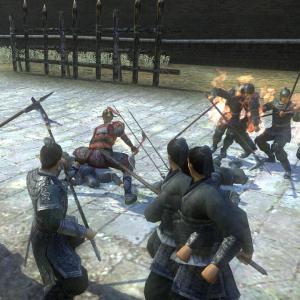 Dynasty Warriors Online Screen 04