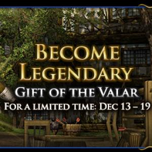 LOTRO Gift of Valar