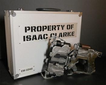Isaac Clarks plasma cutter
