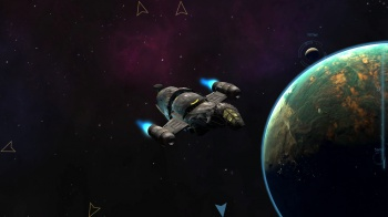 Firefly Online Screenshot
