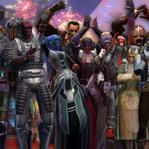 The Old Republic Anniversary