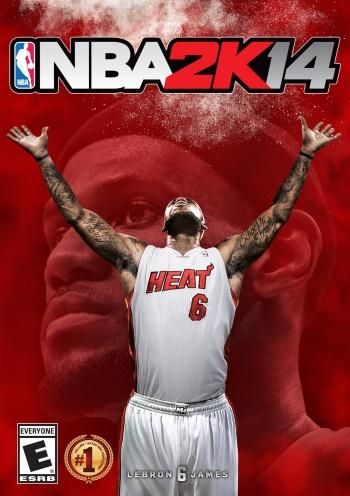 NBA 2K14 Cover