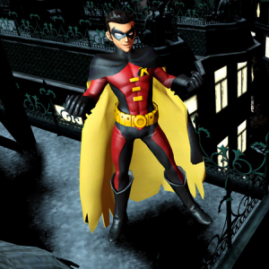 Infinite Crisis Robin