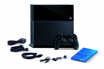 PlayStation 4 set