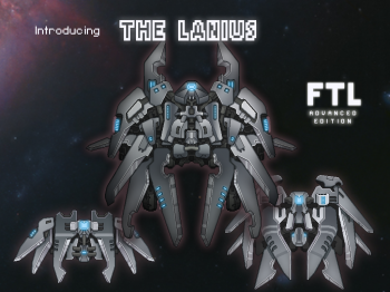 lanius announcement faster than light