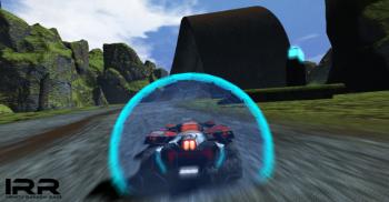Infinity Random Race