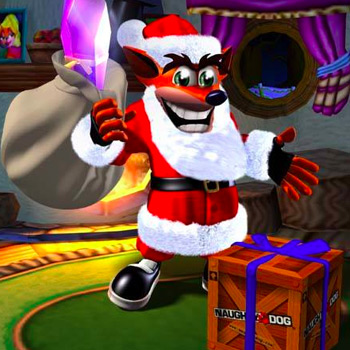 Crash Bandicoot - Main - Holiday