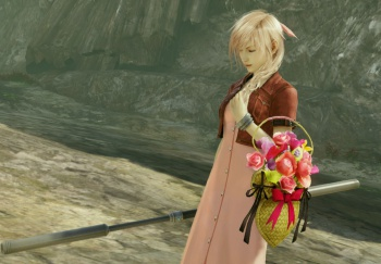 Lightning Returns Final Fantasy XIII Aeris DLC