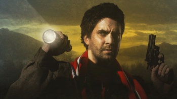 Alan Wake concept art