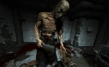 Outlast Screen