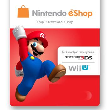 Nintendo eShop - Mario