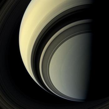 Saturn Southern Hemisphere