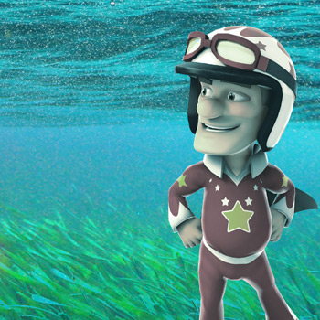 Joe Danger Underwater- Main