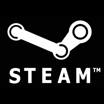 Steam Logo - Main