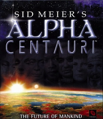 Alpha Centauri Cover