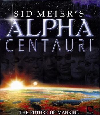 Alpha Centauri Cover
