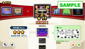 NES Remix Time Attack Challenge
