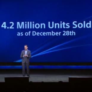 PS4 4.2 Million
