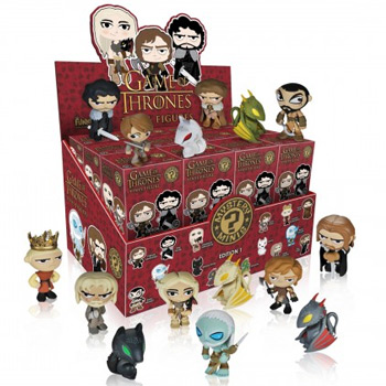 Game of Thrones Figures - Main